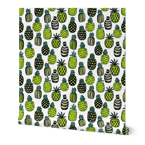 4888120 pineapples cute trendy tropical girls pineapple summer print by andrea lauren