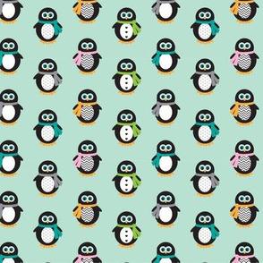 Penguin Scarves