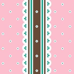 Chocolate Ribbon - Fairy Floss