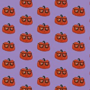 Hipster pumpkins