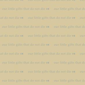 Little Gifts (Slate & Sand)