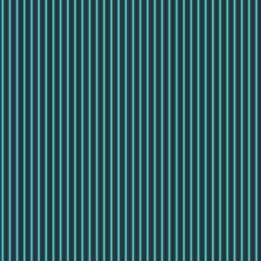 Stripes - Blue & Brown