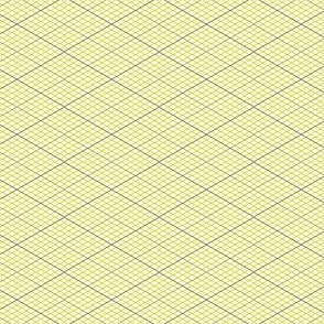 isometric graph : olive