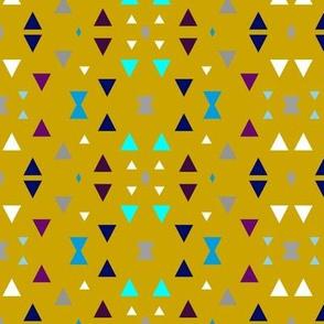 Triangles on Mustard