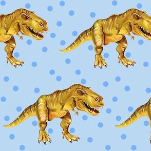 T Rex Attack!!