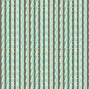 Faded Geo Stripe