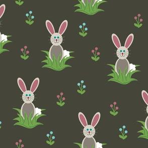 Oatmeal the Bunny (Summer)