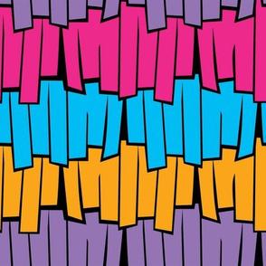 Pinata Fringe Stripes
