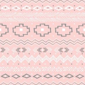 Southwest Stripe (Rose Quartz)
