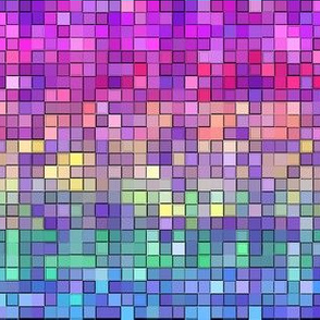 Dean's Colorful Glass Tiles