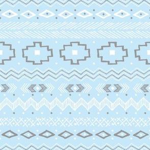 Southwest Stripe (Blue)