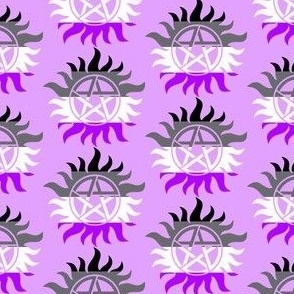 Asexual Antipossession Symbol