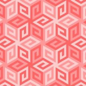 04935206 : greek cube : FF0000 Rw