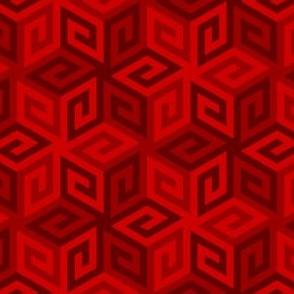 04935208 : greek cube : FF0000 Rk