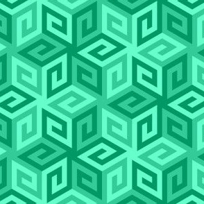 04935253 : greek cube : 00FFAA