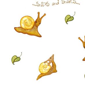 Golden Snails