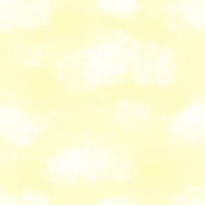 Yellow Cloudy Sky