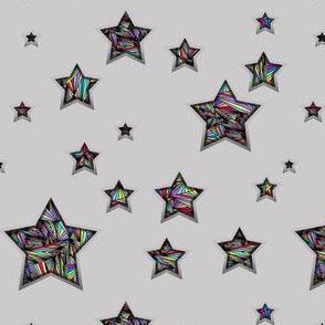 Prismatic colour - stars