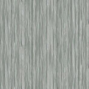 Vertical Watercolor Mini Stripes M+M Stone by Friztin