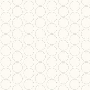 Circle in Pencil