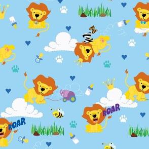 Lion - Baby Boy