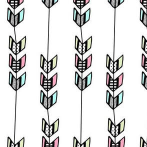 Chevron Arrow Patterns