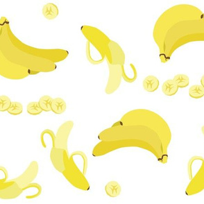 bananas (no background)