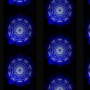 Ultra Blue Light Kaleidoscope