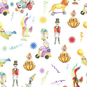 Circus Jumble