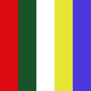 "Medium 1.8"" Stripe Order of the Eastern Star"
