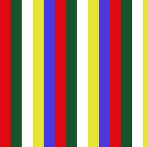"""Mini 0.6"""" Stripe Order of the Eastern Star"""