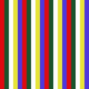 "Micro Mini 0.4"" Stripe Order of the Eastern Star"