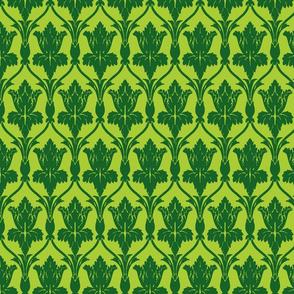 Grandmother's Garden 221b Baker Street Acanthus