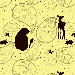 Animal Sounds Paisley