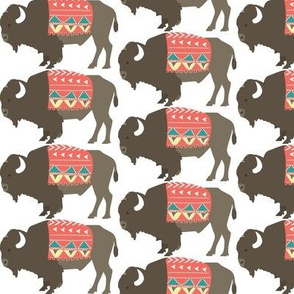 Tribal Buffalo