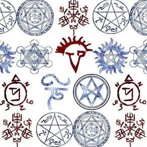 Supernatural Symbols