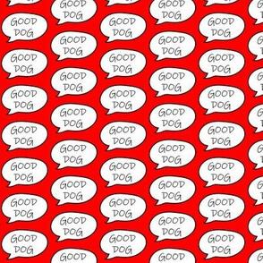 Good Dog - Red