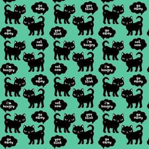 Rude Cats
