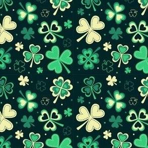 Saint Patrick's Day, Clovers