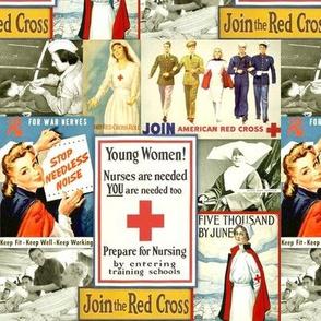 Red Cross Nurse Heroes