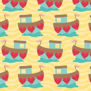 Little Love Boat