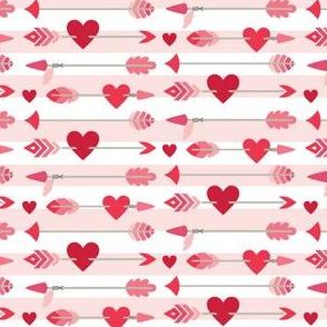 Heart Arrows
