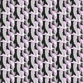 Victorian Shoe Fabric #3