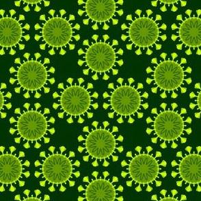 00497511 : coronavirus S43 X : verdant