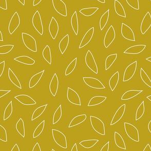 Simple Leaves honey