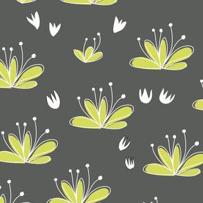 BOTANICA - flowers and herbs meadow