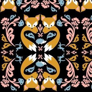 Ornate Fox Bright Colorway