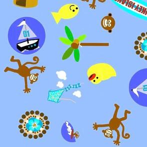 monkey island fun