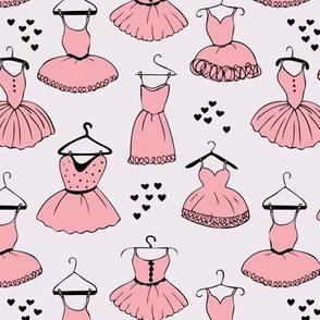 Little ballerina dance leotard dress for ballet lovers and prom girls pink violet
