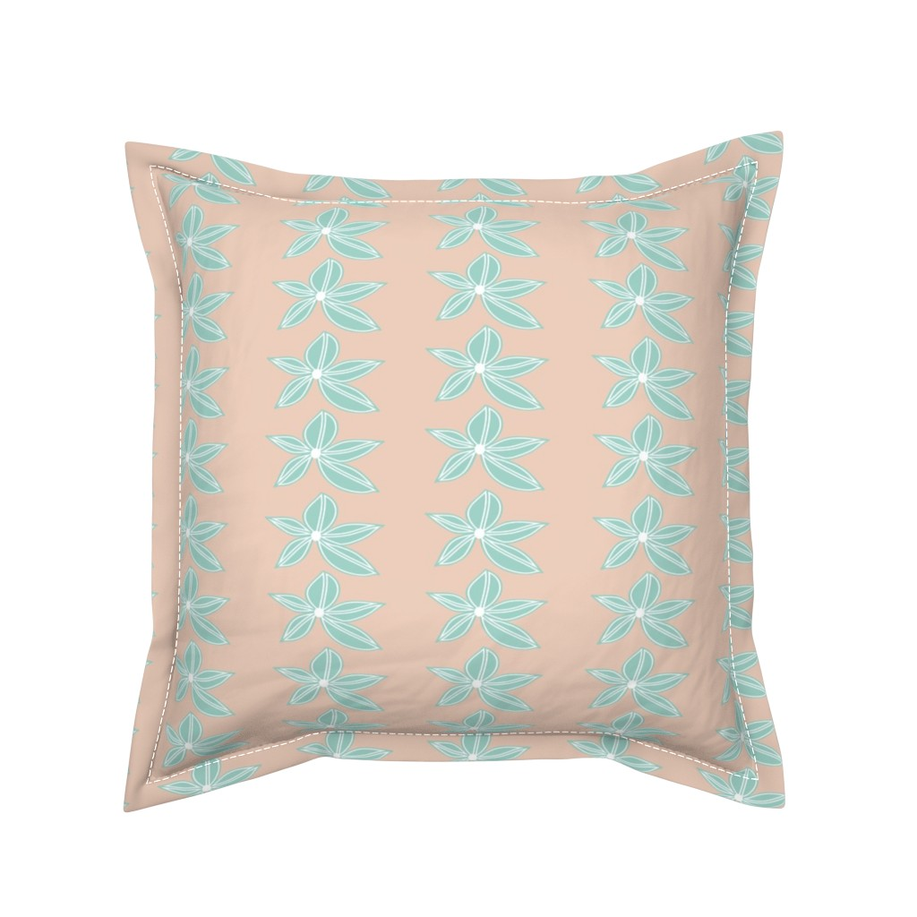 Serama Throw Pillow featuring Delicate One by studiojulieann